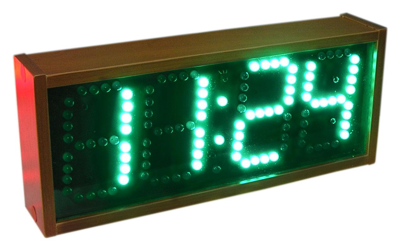 Годинник електронний ЧЭ-100СД-4ВX-110 — ТОВ