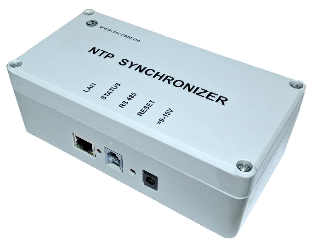 NTP-синхронізатор призначений для синхронізації первинних і вторинних електронних  годинників серії ЧЭ-ХХХ f83c230fcabb4